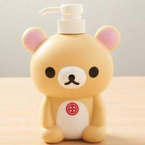 Rilakkuma Korilakkuma Bear Kawaii Soap Dispenser